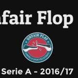 Unfair Flop 11 - Serie A 2016/2017